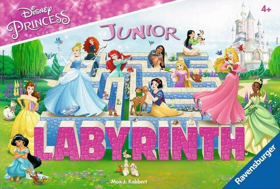 Labyrinth: Junior - Disney Princess