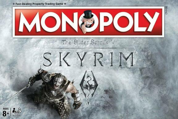 Monopoly: The Elder Scrolls V - Skyrim