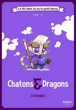 Chatons & Dragons: La BD Dont tu es le Petit Héros