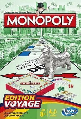Monopoly: Édition Voyage