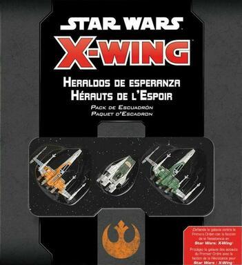 Star Wars: X-Wing - Hérauts de l'Espoir
