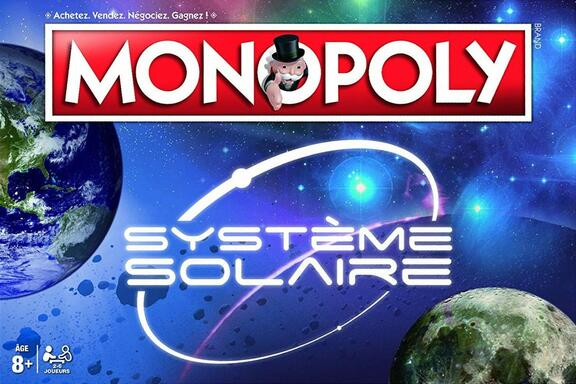 Monopoly: Système Solaire