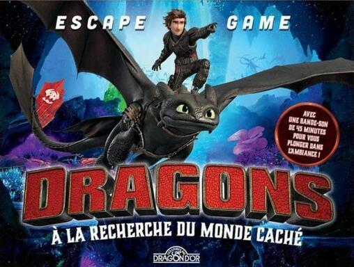 Escape Game: Dragons