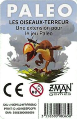 Paleo: Les Oiseaux-Terreur