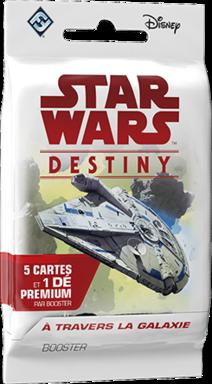 Star Wars: Destiny - A Travers la Galaxie