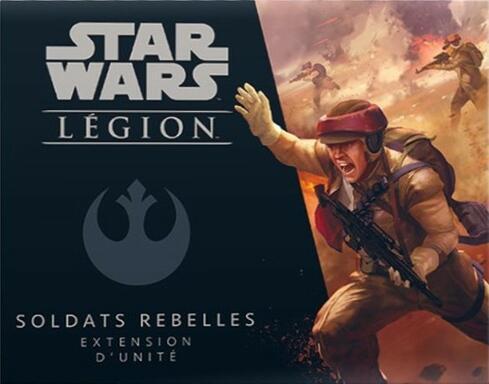 Star Wars: Légion - Soldats Rebelles
