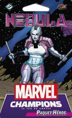 Marvel Champions: Le Jeu de Cartes - Nebula