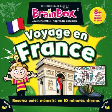 BrainBox: Voyage en France
