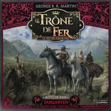 Le Trône de Fer: Le Jeu de Figurines - Targaryen