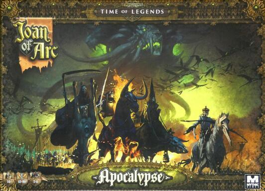 Time of Legends: Joan of Arc - Apocalypse