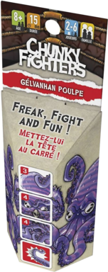 Chunky Fighters: Gélvanhan Poulpe