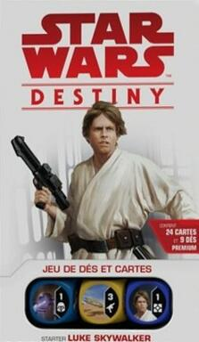 Star Wars: Destiny - Luke Skywalker