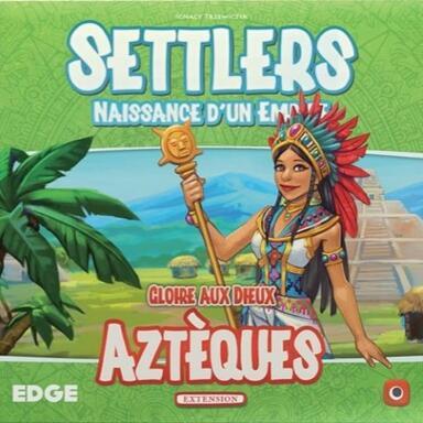 Settlers: Naissance d'un Empire - Aztèques