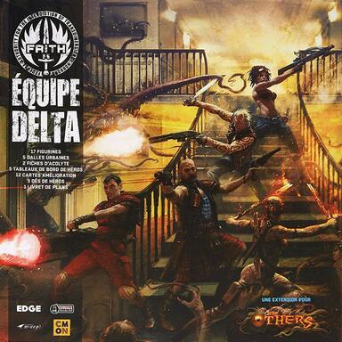 The Others: 7 Sins - Équipe Delta