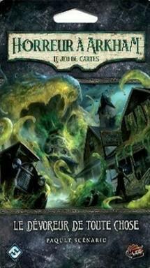 Horreur à Arkham: Le Jeu de Cartes - Le Dévoreur de Toute Chose
