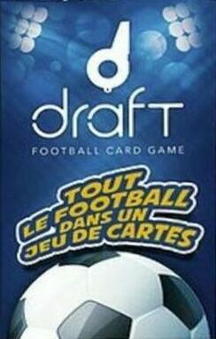 Draft: Football Card Game