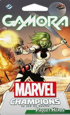 Marvel Champions: Le Jeu de Cartes - Gamora