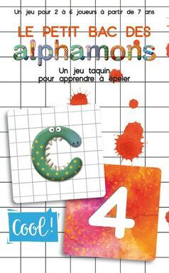 Le Petit Bac des Alphamons