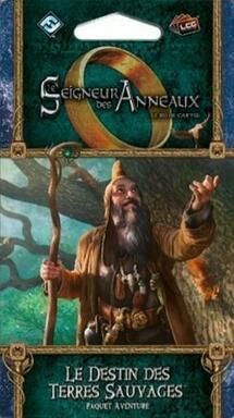 Le Seigneur des Anneaux: Le Jeu de Cartes - Le Destin des Terres Sauvages