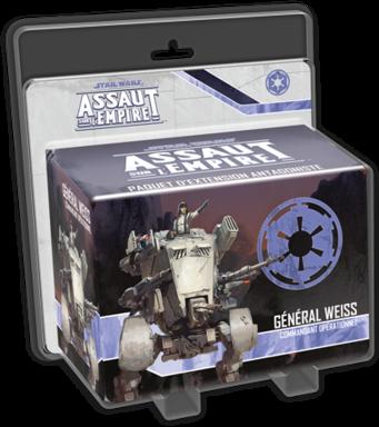 Star Wars: Assaut sur l'Empire - Général Weiss