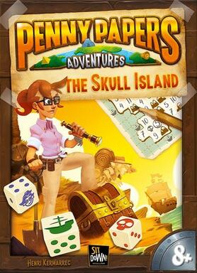 Penny Papers Adventures: The Skull Island