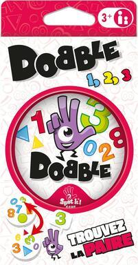 Dobble: 1, 2, 3