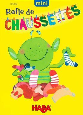 Rafle de Chaussettes: Mini