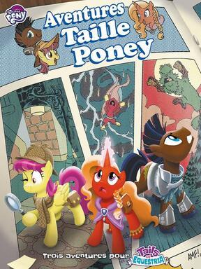 Tails of Equestria: Le Jeu d'Aventure - Aventures Taille Poney