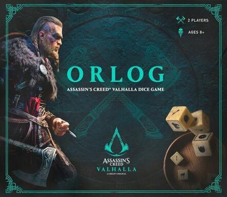Assassin's Creed: Valhalla Orlog Dice Game