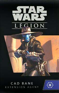 Star Wars: Légion - Cad Bane