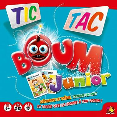 Tic Tac Boum: Junior