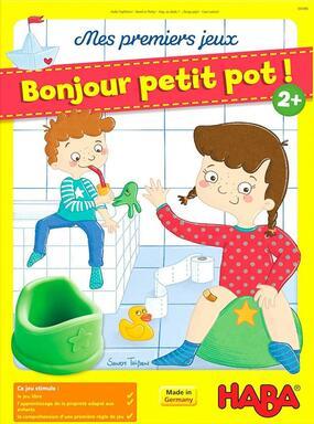 Mes Premiers Jeux: Bonjour Petit Pot !
