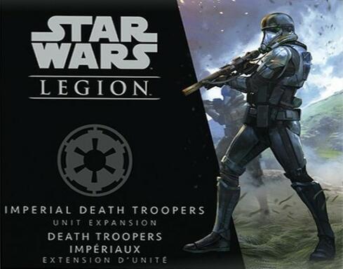 Star Wars: Légion - Death Troopers Impériaux