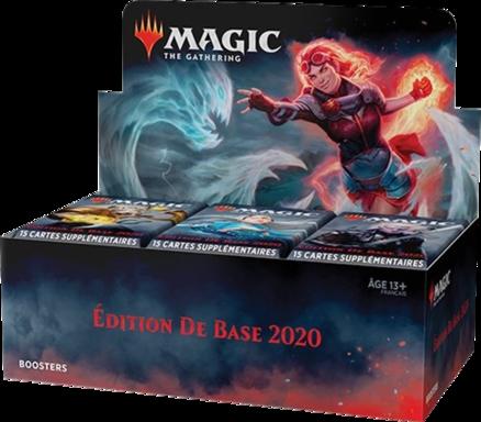 Magic: The Gathering - Édition de Base 2020 - Boosters