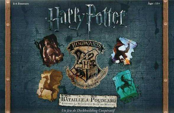 Harry Potter: Hogwarts Battle - La Monstrueuse Boite des Monstres