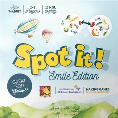 Spot it! Smile Edition