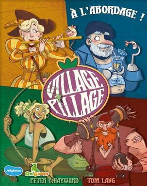Village Pillage: À l'Abordage !