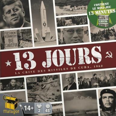 13 Jours: La Crise des Missiles de Cuba 1962