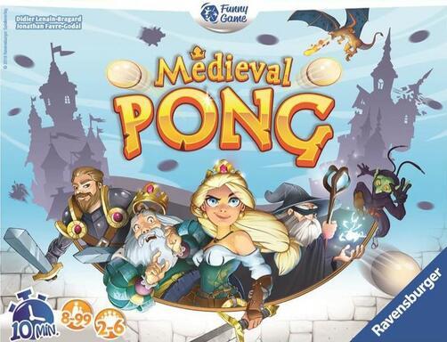 Médieval Pong