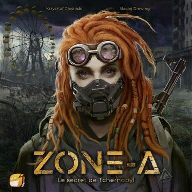 Zone-A: Le Secret de Tchernobyl