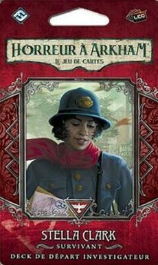 Horreur à Arkham: Le Jeu de Cartes - Stella Clark