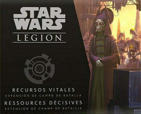 Star Wars: Légion - Ressources Décisives