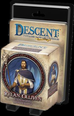 Descent: Voyages Dans les Ténèbres (Seconde Édition) - Rylan Olliven