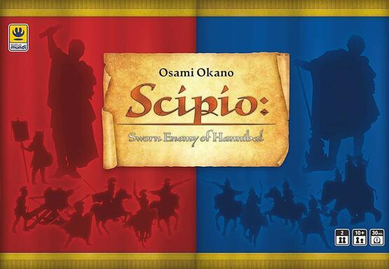Scipio: Sworn Enemy of Hannibal