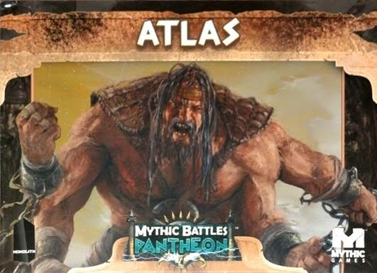 Mythic Battles: Pantheon - Atlas