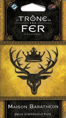 Le Trône de Fer: Le Jeu de Cartes - Maison Baratheon