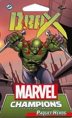 Marvel Champions: Le Jeu de Cartes - Drax