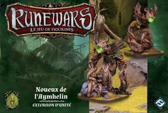 Runewars: Le Jeu de Figurines - Noueux de l'Aymhelin