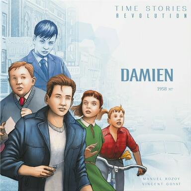 T.I.M.E Stories Revolution: Damien 1958 NT