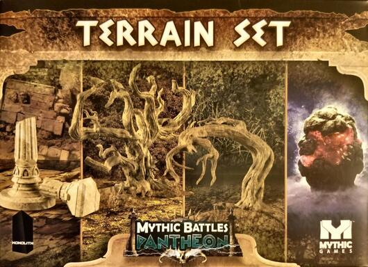 Mythic Battles: Pantheon - Terrain Set